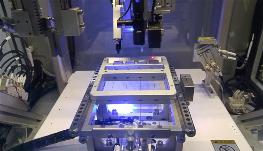 点胶机应用在3C数码行业的哪些产品